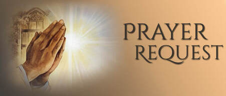 Prayer Requests - West Stanly Baptist Church